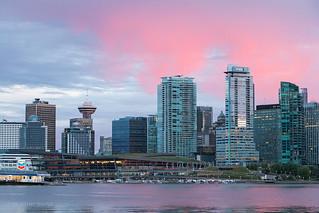 Vancity Pink 💘 Vancouver, BC