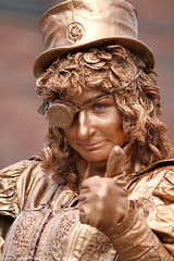 BeeldigLommel2018 (23 van 75) (ivanhoe007) Tags: beeldiglommel lommel standbeeld living statue levende standbeelden