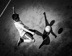 DSC_1768 (靴子) Tags: 黑白 單色 運動 兒童 光影 bw bnw sport kid d850 nikon