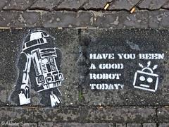Den Haag street art (Akbar Sim) Tags: denhaag thehague agga holland nederland netherlands streetart urbanart stencil stencilart akbarsim akbarsimonse