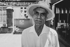 A black and white street portrait (Frederik Trovatten) Tags: portrait portraits street mexican streetportrait blackandwhite mustache monochromatic monochrome streetphotography streetphoto streets sombrero hat fuji fujifilm x100f
