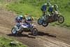 first floor overtaker (the-father) Tags: motocross bike sidecar race silver stribro czechrepublic