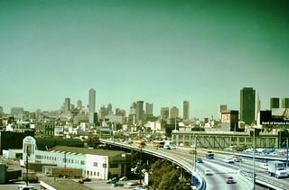 Found Photo - San Francisco 1973
