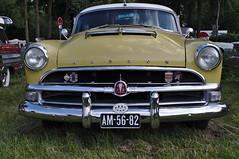 Hudson Hornet (Triple-green) Tags: 2018 am5682 auto fujifilm fujifilmxpro1 hornet hudson kaunitz qbm rollei rolleinar12828mm rolleinarmc2828mm samstag strasenkreuzertreffen uscar