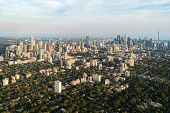 Toronto Aerial #06 (Michael Muraz) Tags: 2018 bloorstreet canada northamerica ontario toronto world yorkville aerial aerialphotography helicopter skyline ca