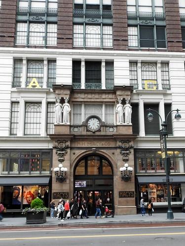 New York City, Macys DSCN3342
