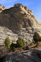 Crossed Beds (arbyreed) Tags: arbyreed layered layeredsandstone petrifiedsanddunes navajosandstone whitesandstone desert kanecountyutah kanab grandstaircaseescalante