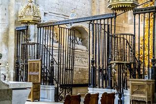 Colegiata de Toro (Zamora), presbiterio