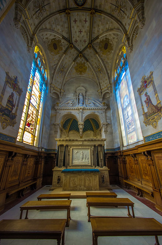 The Chapel, Chantilly, 20180610