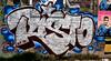 graffiti in Amsterdam (wojofoto) Tags: amsterdam nederland netherland holland graffiti streetart wojofoto wolfgangjosten ndsm risto