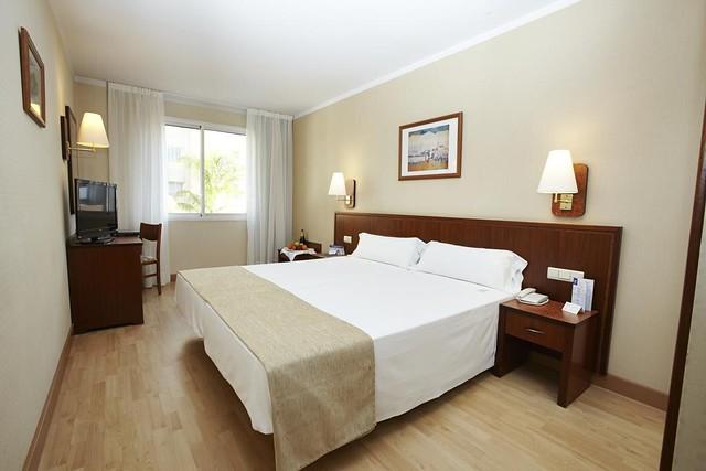 バルセロナのホテル:HCC モンブラン