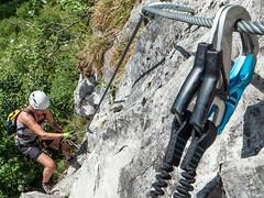 """Up the """"Astegg"""" (Bergfex_Tirol) Tags: bergfex rock tyrol autriche klettern adventure felswand oesterreich klettersteig zillertal via ferrata mayrhofen oostenrijk fixed rope route pfeilspitz herausforderung cliff sport mountains austria berg abenteuer österreich alpen alps gebirge tirol challenge mountaineering climbing fels astegg"""
