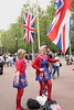 People celebrating Trooping The Colour on The Mall (Ian Press Photography) Tags: people celebrating trooping the colour mall color royal royalty hm queen her majesty patriotic england britain britannia flag flags union jack london celebration tradition traditional