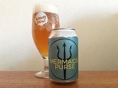 Neptune, Mermaids Purse - #alelog The Champions League final was on. This was pretty good. I'm going to use the word Belgiany. That's as much of a review as I can muster. . . . . . . #beerporn #instabeer #beerstagram #beergeek #craftbeeruk #beernerd #beer (Mr Anthony C) Tags: alelog beer ale review