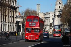 Двоповерховий автобус Лондон InterNetri United Kingdom 0286