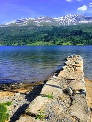 Restaurert molo -|- The new pier (erlingsi) Tags: molo pier sunnfjord jølster svidalsneset