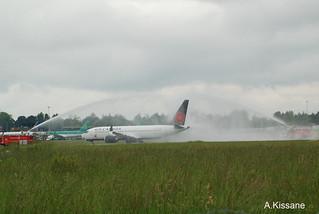 AIR CANADA B737Max C-FSLU