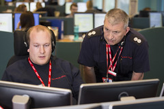 Control Room - FRCC (Kent Fire and Rescue Service) Tags: control frcc 999 sarah gourley dan amos hannah park leanne heyworth tim vickers