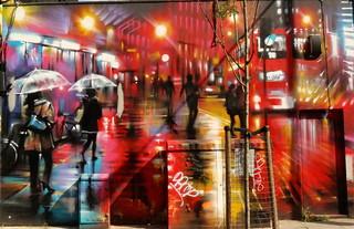 Camden Town Graffiti
