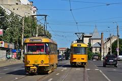 Tatra T4D-MI #BT-336 ex_Dresden #224_577 S.C._Eltrans Botoşani (3x105Na) Tags: tatra t4dmi bt336 exdresden 224577 sceltrans botoşani strassenbahn strasenbahn tram tramwaj rumunia rumänien romania