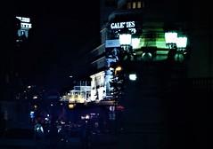 moody blues (*F~) Tags: paris france echo blue green blues city urban lost light night architecture mood nostalgia nocturne dreamscape perception