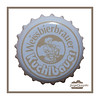 Weissbierbrauer kuchlbauer (J.Gargallo) Tags: cerveza cerveja beer bier birra chapa macro macrofotografía marco framed canon canon450d eos eos450d 450d tokina tokina100mmf28atxprod