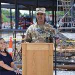 Ireland Army Health Clinic Topping Off Ceremony thumbnail