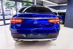 Mercedes GLE 350d Coupè 4M | Azul | Piel Nappa | Auto Exclusive BCN
