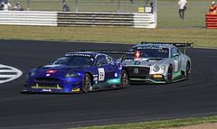 #54 Silverstone 20-05-18 (IanL2) Tags: emilfrey jaguar gt3 blancpain endurance silverstone motorsport bentley continental