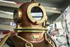 Музей Мирового океана (vikkay) Tags: калининград музей шлем костюм водолаз океан экспозиция выставка