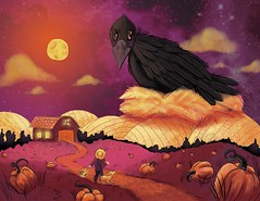 Illustrator and designer Erin Davis (zsoolt) Tags: illustration