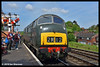 No D832 Onslaught 18th May 2018 Severn Valley Railway Diesel Gala Bewdley (Ian Sharman 1963) Tags: no d832 onslaught 18th may 2018 severn valley railway diesel gala bewdley class station engine rail railways train trains loco locomotive passenger bridgnorth kidderminster heritage line svr warship