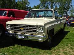 Chevrolet C/K (peterolthof) Tags: peterolthof klazienaveen oldtimerdag 652018 26blkx