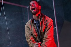 """Review:In 'Upgrade,' Better Killing Through Technology (NewsPie) Tags: reviewin 'upgrade ' better killing through technology the futuristic world """"upgrade"""" creates perfect machine out logan marshallgreen movies may 31 2018 0600am by glenn kenny from nyt httpswwwnytimescom20180531moviesupgradereviewleighwhannellloganmarshallgreenhtmlpartneriftttvia newspie"""