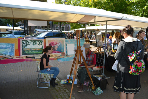 Kunstmarkt - Cultureel Festival Baarn 2017