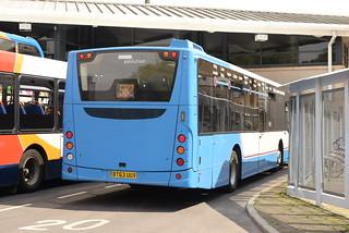 KL BT63UUV @ Lancaster bus station