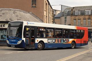 SCNL 22610 @ Lancaster bus station