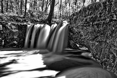 Falling Creek Falls, 953 Northwest Falling Creek Road, Lake City, Florida, USA (Photographer South Florida) Tags: fallingcreekfalls 953northwestfallingcreekroad lakecity florida usa river waterfall longexposure scenic nature geology geological rocks water