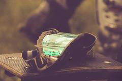 MX glasses (SchuhSchone) Tags: motocross motorrad motorcycle motorsport dirtbike bike enduro