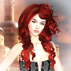 LuceMia - The Darkness Monthly Event (2018 SAFAS AWARD WINNER - Favorite Blogger - MISS ) Tags: thedarknessmonthlyevent charme hair eyes madamenoir crystal electric sl secondlife mesh fashion creations blog beauty hud colors models lucemia