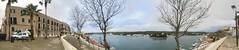 """""""Paseo de Mahón"""" (atempviatja) Tags: mahón mar paseo ciudad puerto luz isla baleares"""