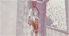 Let me be your dolly (Angel Rainbow Girl) Tags: doll dolly blog blogging bdc babygirl fashion fun secondlife maitreya catwa truth letre zenith