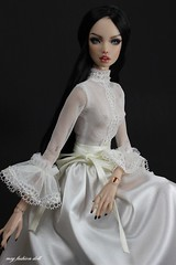 New outfit for Tender Creation Doll (meg fashion doll) Tags: new outfit for tender creation doll