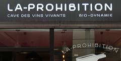La-Prohibition - wine shop in Paris (Monceau) Tags: wine shop prohibition paris