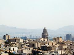 Tehran, 2016 (_EdG_) Tags: iran tehran persia mountains cityscape city sky