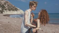 (mimiau_m) Tags: bjd bjdstory asian doll supia rosy recast 5thmotif venitu sea summer beach