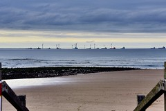 Wind Farm - Footdee Aberdeen Scotland - 12/6/2018 (DanoAberdeen) Tags: fitdee footdeebeach fittie footdee windfarm 2018 danoaberdeen aberdeen psv ship boat vessel offshore oilrigs harbour seaport seafarers marine maritime water wasser scotland abdn abz aberdeenharbour aberdeenscotland clouds vessels supplyships offshoreships cargoships tug tugboat geotagged pocraquay shipspotting metal transport northeastscotland candid amateur recent shipspotters northsea sailors grampian autumn summer winter spring ships