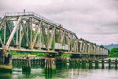 Cry for Us All, Beauty (Thomas Hawk) Tags: america oregon oregoncoast reedsport usa unitedstates unitedstatesofamerica bridge trainbridge us fav10 fav25