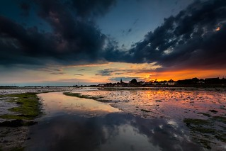 Bosham Sunset, Sussex