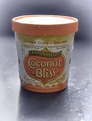 A Tub Of Bliss (Jo Zimny Photos) Tags: odc bucketpailortub tub coconuticecream gf dailyfree delicious cold tasty yummy